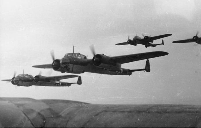 Weather-halts-attempt-to-recover-submerged-WWII-German-bomber